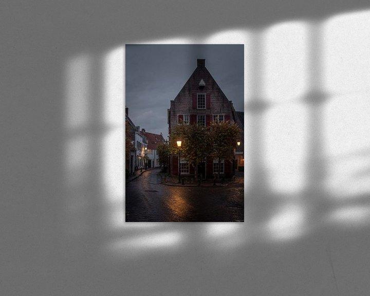Sfeerimpressie: Pakhuis in de Breestraat in Amersfoort van Manuuu S