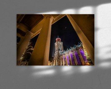 Weihnachten in Deventer von Martin Podt