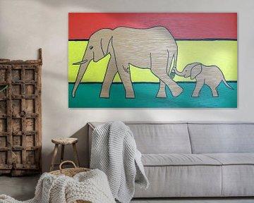 Elefantastisch von hou2use