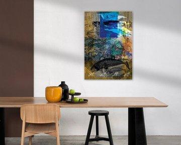 Dream Whales, life of whales van Wilfried van Dokkumburg