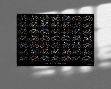 Road Bike Classic Collectie van Volker Banken