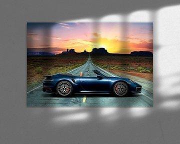 Porsche Boxster von Gert Hilbink