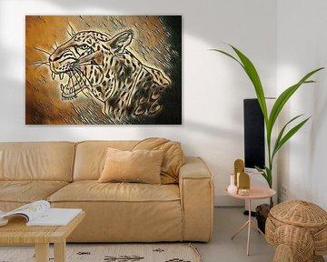 Jaguar van Jose Lok