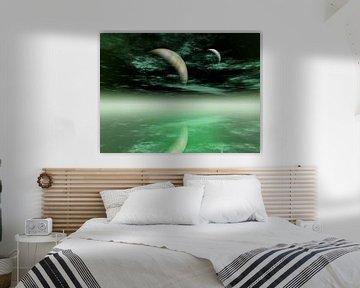 Planet Jupiter von Alexandra Kleist