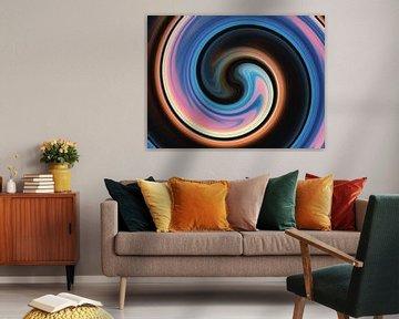Eine Spirale von Alexandra Kleist
