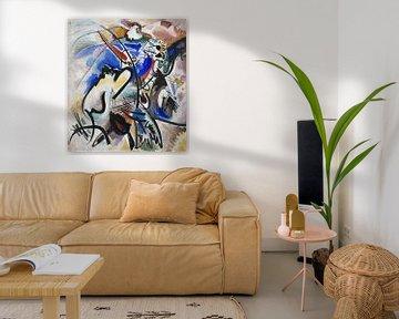 Komposition, Wassily Kandinsky
