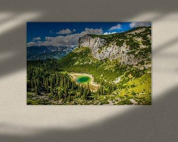 Bergsee im Durmitor N.P. von Antwan Janssen