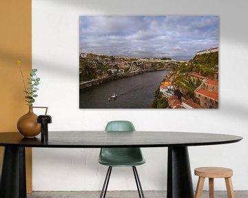 Brücke über den Douro von Sander Hekkema