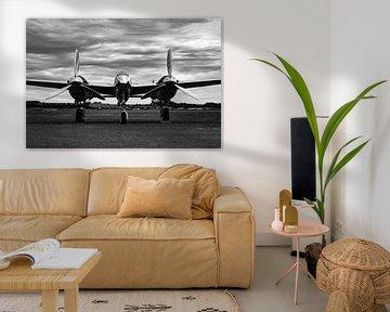 Lockheed P-38 Lightning van Robbert De Reus