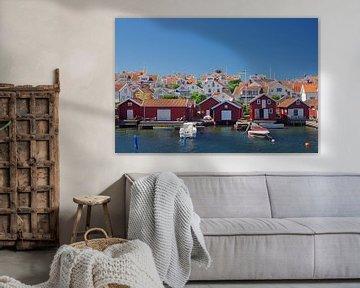 Fiskebäckskil an der schwedischen Westküste von Reinhard  Pantke