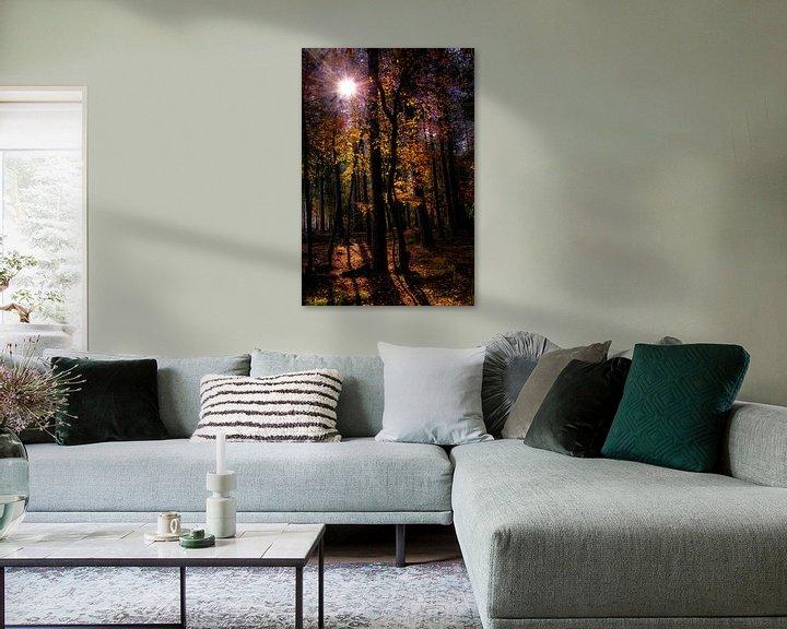 Sfeerimpressie: Herfst van Harrie Muis
