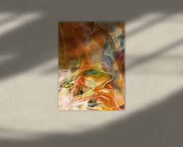glasland 11 glanzend van Claudia Gründler