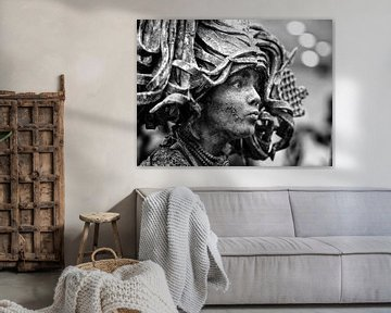 Die Medusa starrt von BHotography