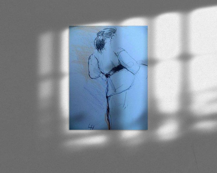 Beispiel: Ana shi von Lucia Hoogervorst