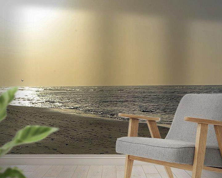 Sfeerimpressie behang: Zonsondergang van JTravel