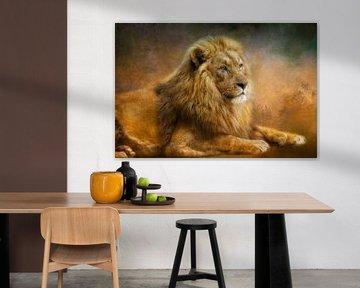 Roi Lion sur Claudia Moeckel