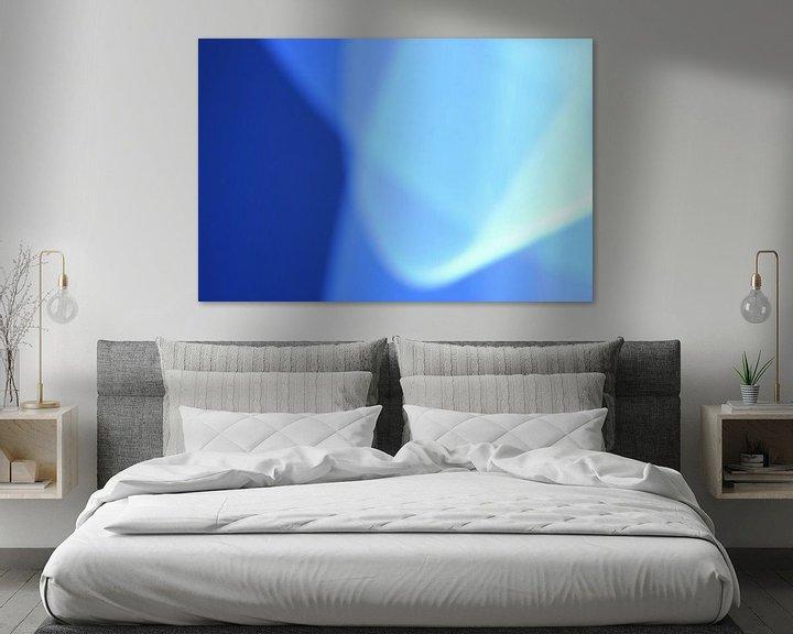 Sfeerimpressie: Blauw Licht (licht) van Sander de Jong