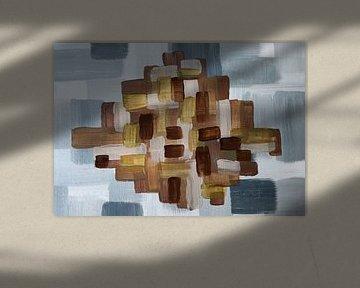 Briques sur Yvonne Smits