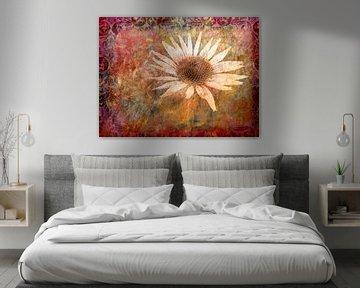 romantischer Sonnenhut von Claudia Gründler