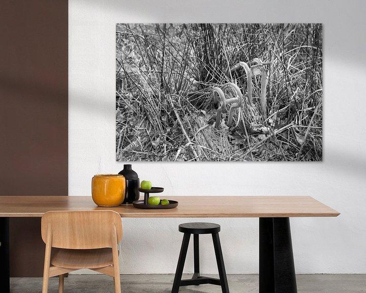 Sfeerimpressie: Overwoekering van Richard van den Hoek