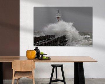 Storm Bella Vlissingen van Linda Raaphorst