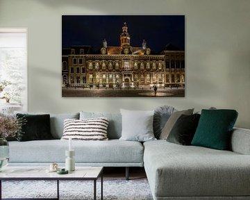 Rathaus Roermond von Peter R