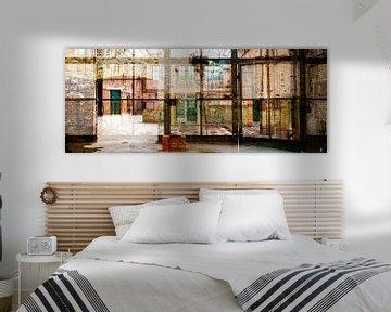Windows of Work van Caroline Boogaard