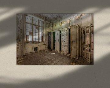 Die alte Schrankwand von William Linders