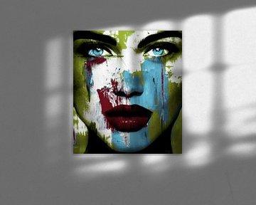 Just Face - Overdosis - Abstrakt Game 2512