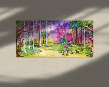 Het geheime sprookjesbos