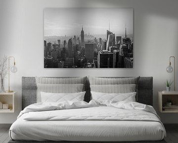 Empire State Building in New York van Kiki Multem