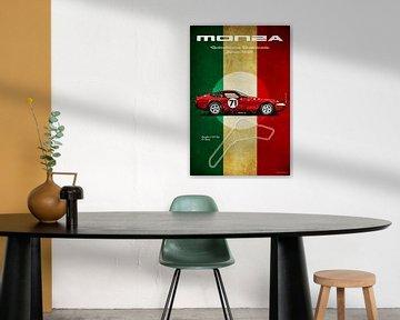 Monza F Vintage von Theodor Decker
