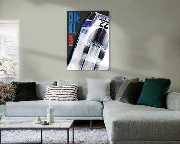 Go like Hell 917 Martini von Theodor Decker
