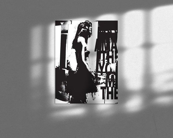 Beispiel: Looking out of the window von PictureWork - Digital artist