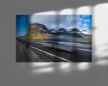 Spookrijder IJsland van Hannon Queiroz