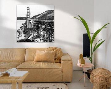 Golden Gate Bridge von Vanmeurs fotografie