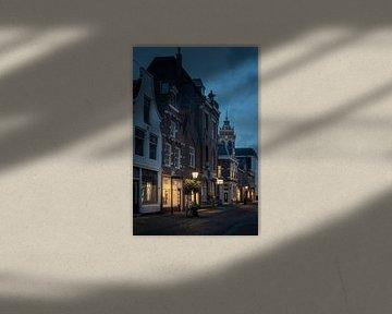 Stadtbild Schoonhoven von Manuuu S