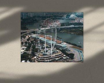 Singapore Flyer van vdlvisuals.com