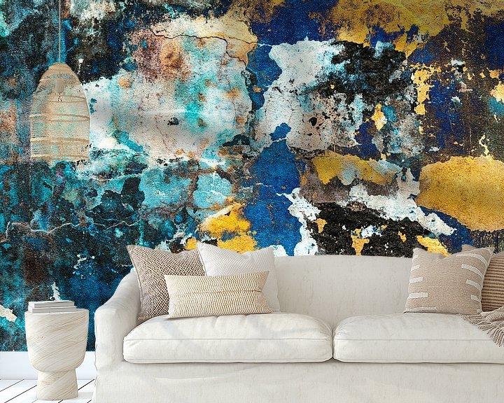Sfeerimpressie behang: Musqat van Tijmen Hobbel