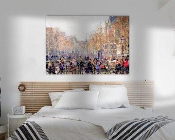 Amsterdam von Andreas Wemmje