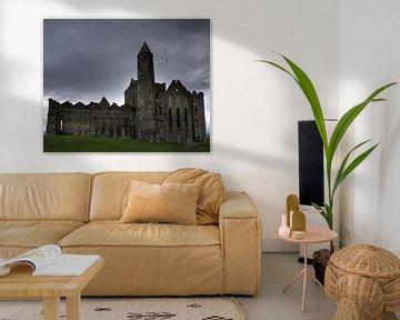Dunkles Schloss von Hannon Queiroz