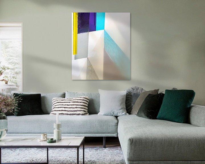 Beispiel: schöner Glasdruck von Francisca Snel