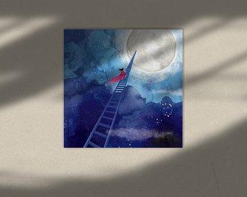 the sky is the limit van Ilse Schrauwers, isontwerp.nl