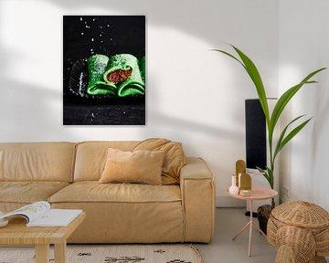 Pandanflensjes van Sven Benjamins