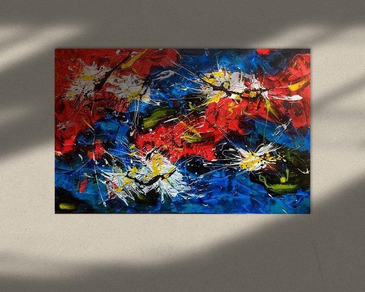 Sfeerimpressie: Abstract 88 van Art Gallery Murtosa