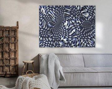 Abstrakte Impression 04 von Alexandra Kleist
