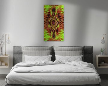 Aboriginal  Cloth von Annaluiza Dovinos