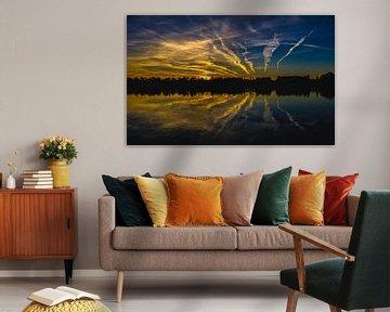 Sonnenaufgang von Jan Bakker
