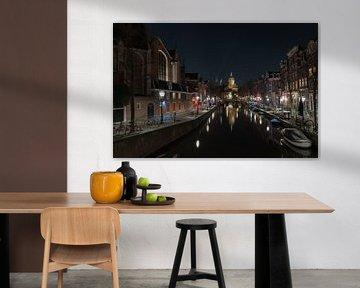 Der Ring der Grachten in Amsterdam... von Bert - Photostreamkatwijk