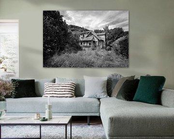 Urbex: Villa Kakelbont van Carola Schellekens